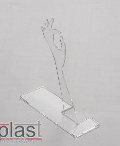Stojak na łańcuszki i bransoletki RĘKA R180 186x60x180mm
