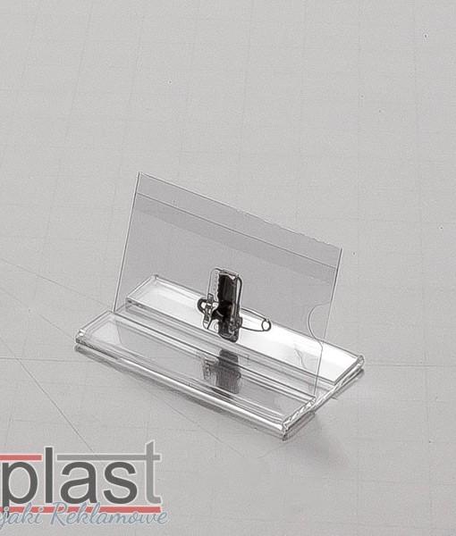 Identyfikator z plexi 90x50mm